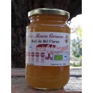 ECO Miel de Mil Flores Producción Ecológica 500 Grs